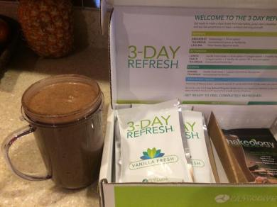 3 day refresh with Audj